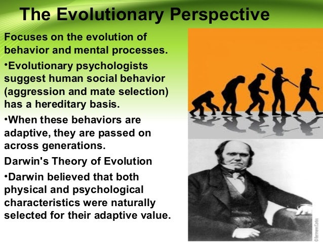 evolution of modern psychology The theory of evolution: charles darwin philosophical discussion of quotes from charles darwin on evolution, natural selection, science, humanity, god and religion.