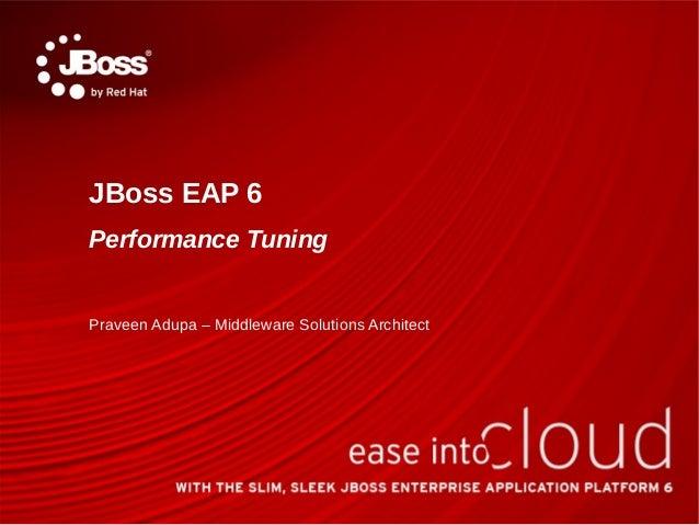 JBOSS AS 5 PERFORMANCE TUNING EPUB