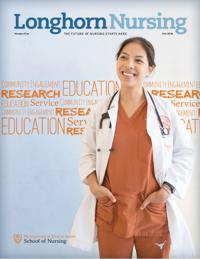 Vol 5 Longhorn Nursingmagazine