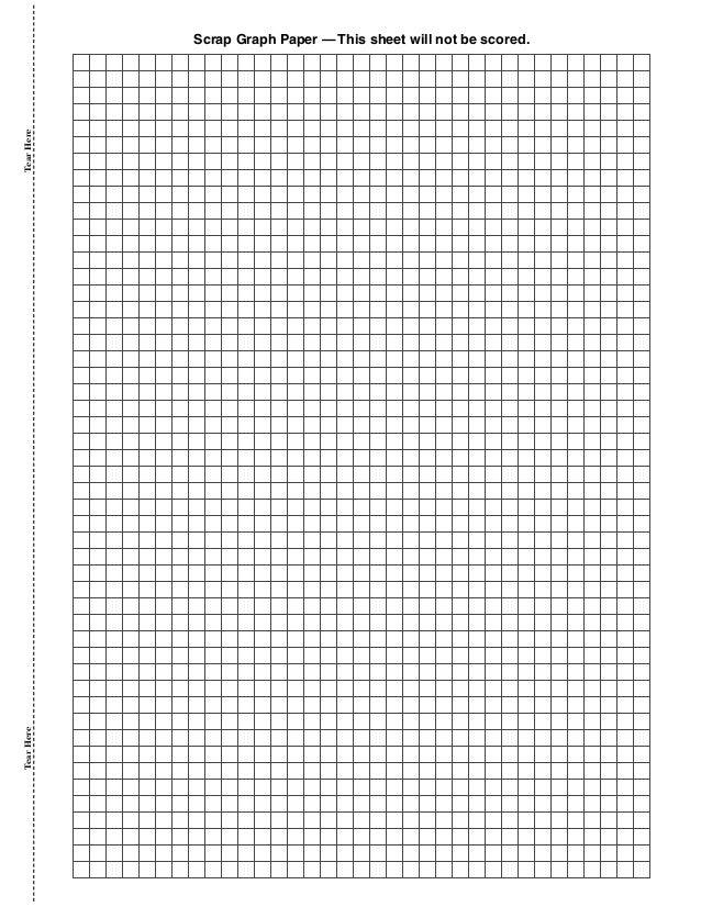 high school math graph paper