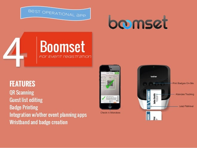 8 amazing apps for event planning bliss