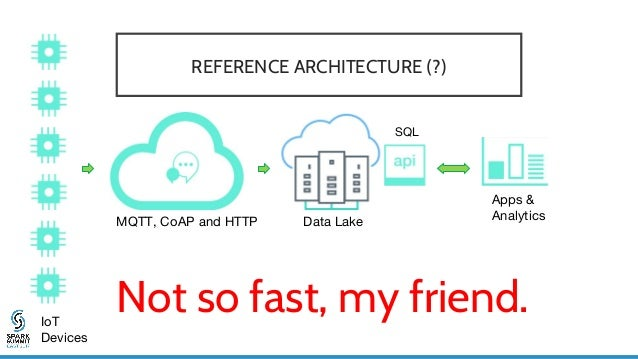 """What is wrong with """"Data Lake"""" for IoT ?"""