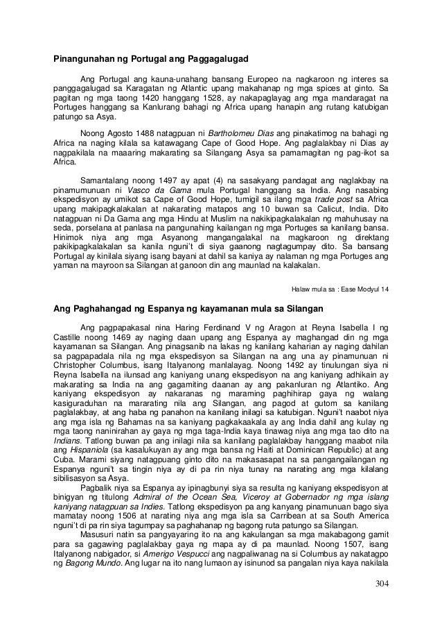 Kasaysayan ng daigdig araling panlipunan grade 9 third quarter fandeluxe Image collections