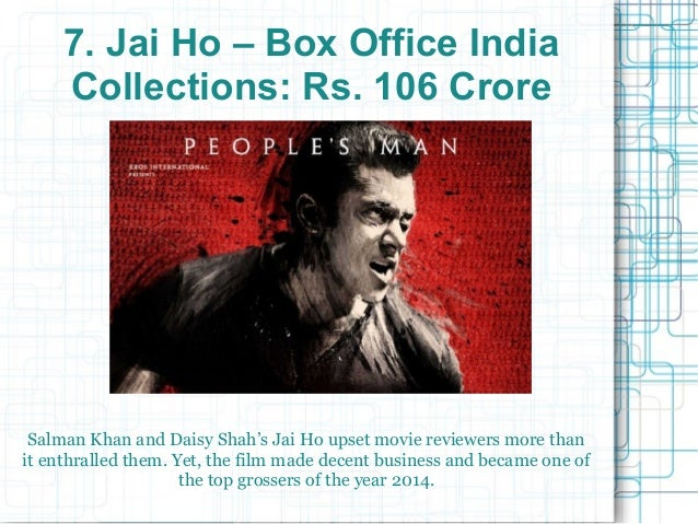 Box office india top 10 bollywood box office hits 2014 - Bollywood movies 2014 box office collection ...