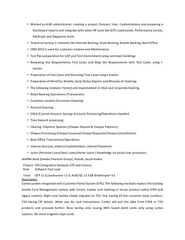 joseph inbaraj s 11 years alm admin resume