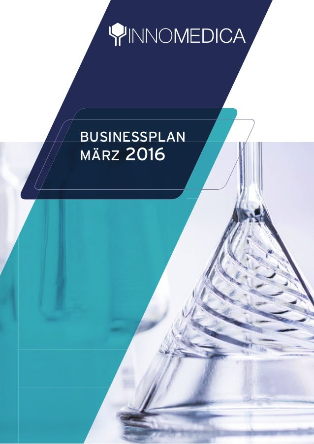 BUSINESSPLAN MÄRZ 2016