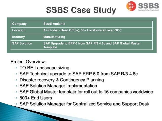 SSBS Professional Services ppt
