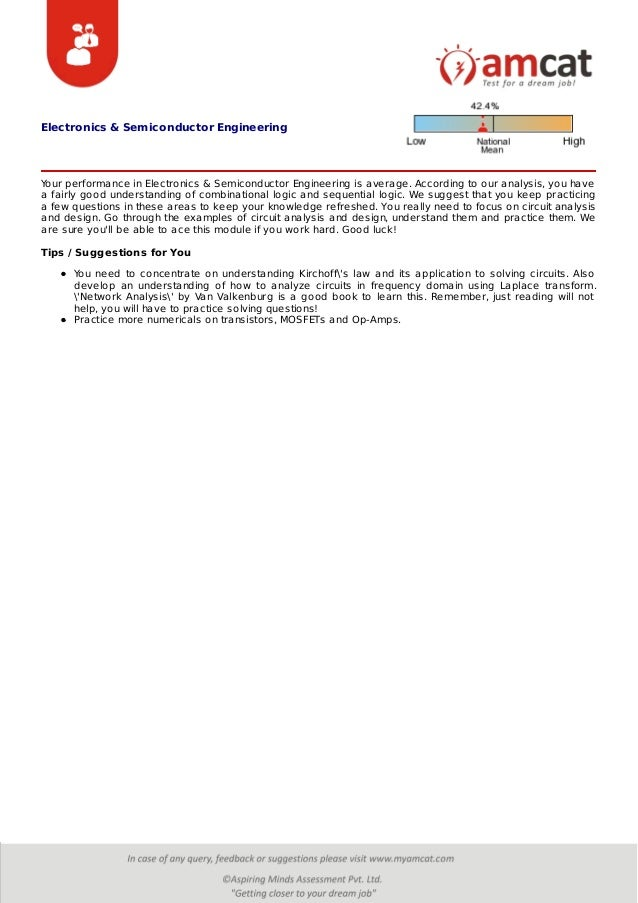 Individual feedback report | Essay Example - September 2019
