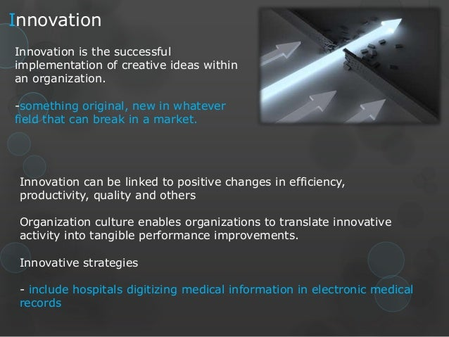 ihab itani ob ppt creativity innovation
