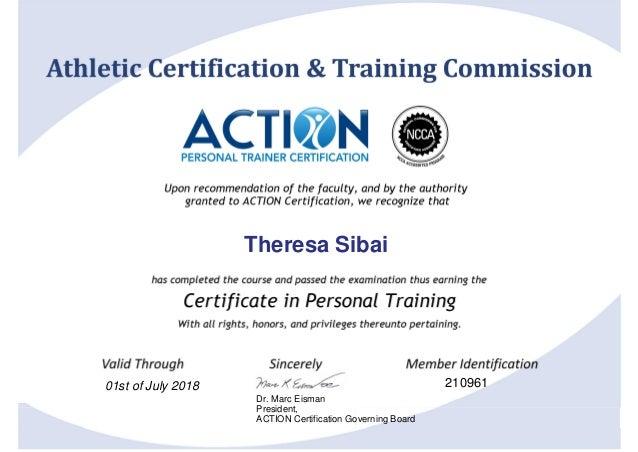 certificate-training