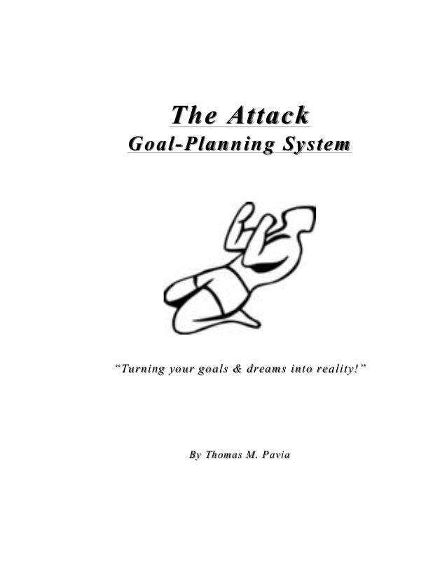 Attack Goal Planning System (revised)