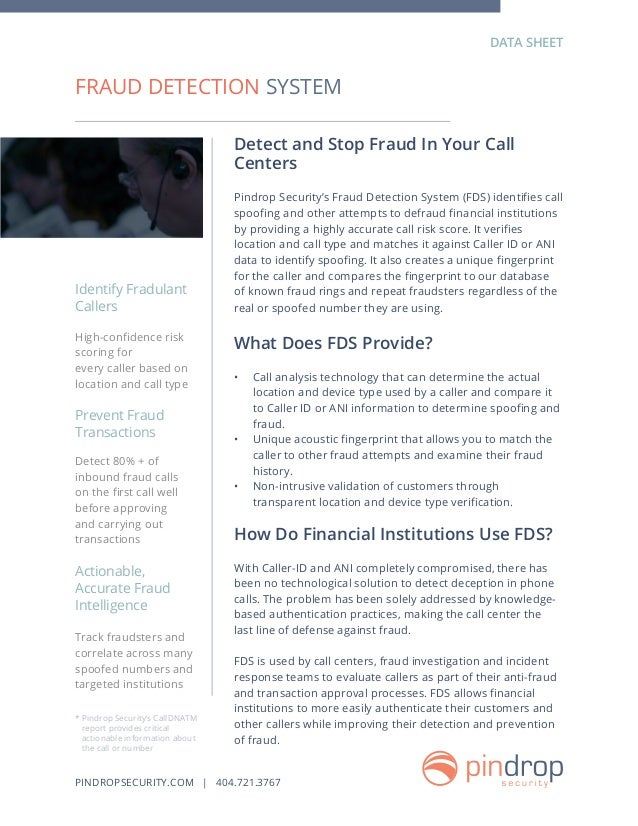 Financial Fraud Detection Software