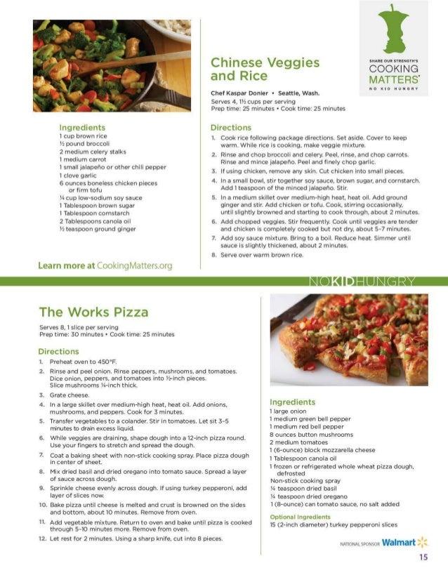 Maryland WIC Farmers' Market Cookbook 2015