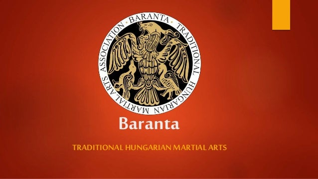 Baranta TRADITIONALHUNGARIANMARTIAL ARTS