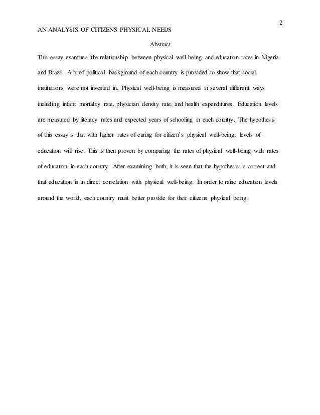 pol essay