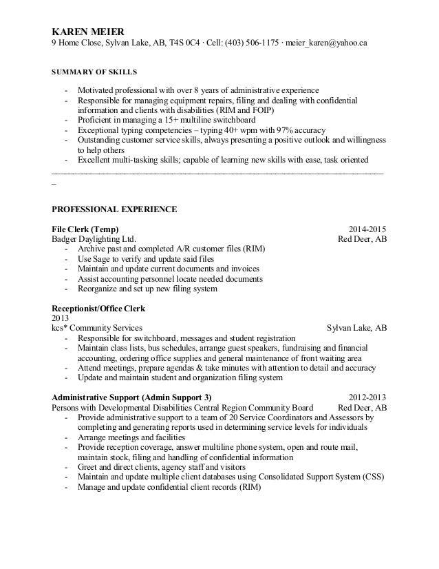 KAREN MEIER Resume FINAL 2016 (updated)