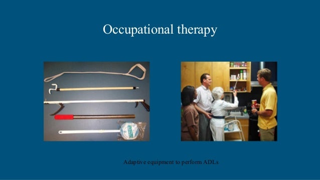 Roles Of Ot Pt St In The Long Term Acute Care Setting