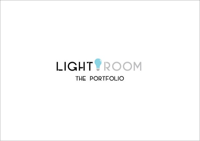 LIGHTROOM PORTFOLIO