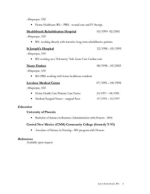 Image Of Student Nurse Resume Sample Large Size  Example Nurse Resume