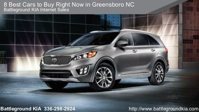 8 Best Cars To Buy Right Now In Greensboro NC Battleground KIA Internet  Sales Battleground KIA ...