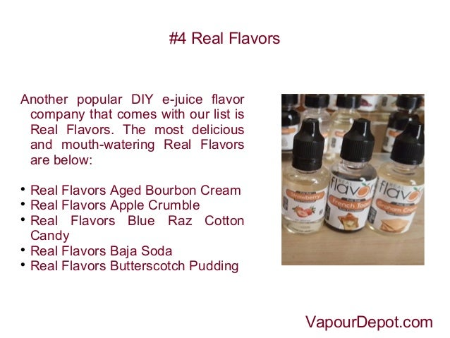Best Chocolate Flavor Concentrate For Vaping