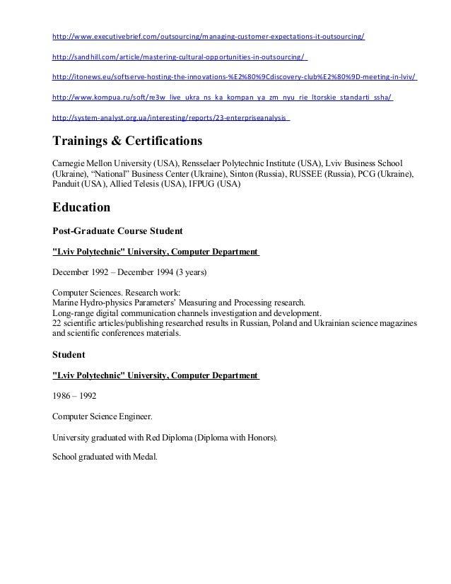 Resume diploma ukraine ib physics lab report