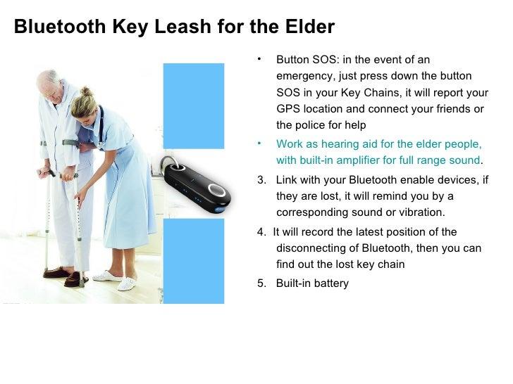 bluetooth key leash06-hk Slide 3