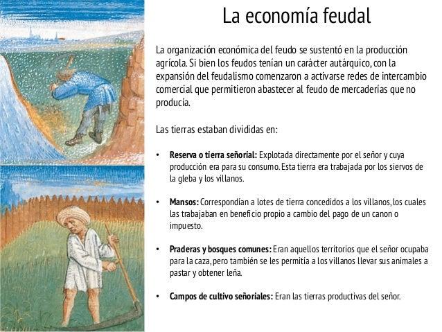 la economia feudal pdf