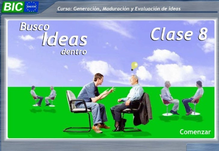 8 Busco Ideas Dentro