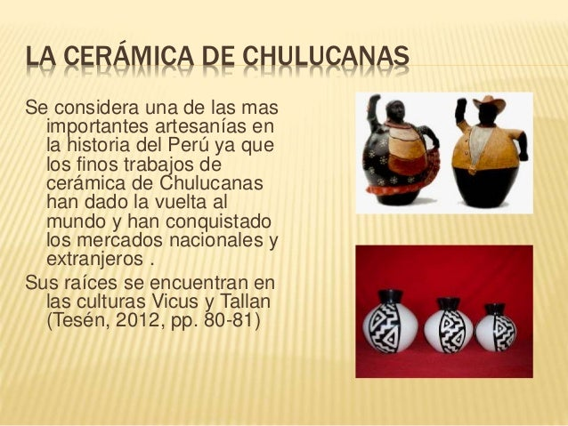 Riqueza artesanal de piura for Ceramica artesanal peru