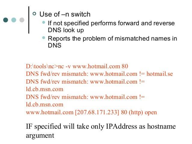 Netcat Power Tools Pdf