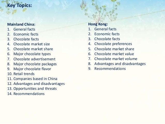 china research topics