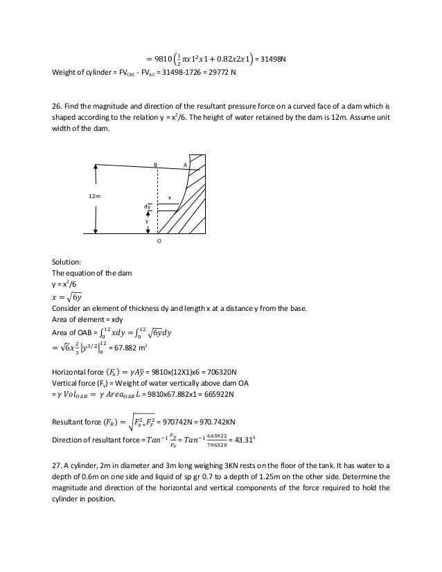 3_hydrostatic-force_tutorial-solution(1)