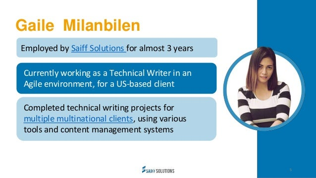 Technical Writing In Agile Software Development – Part 1