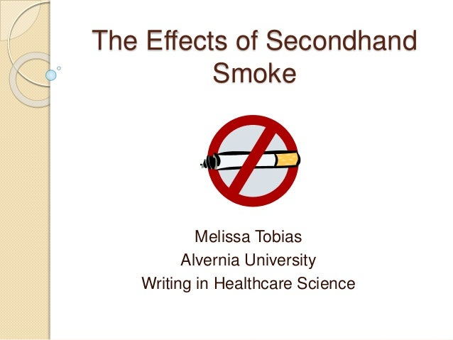 Causes of Second Hand Smoke