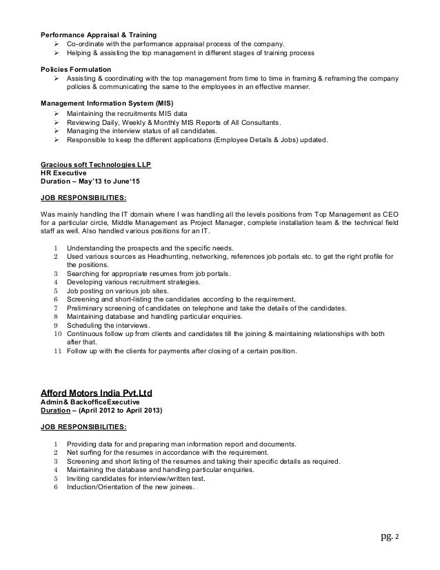 resume same company different positions professional user manual