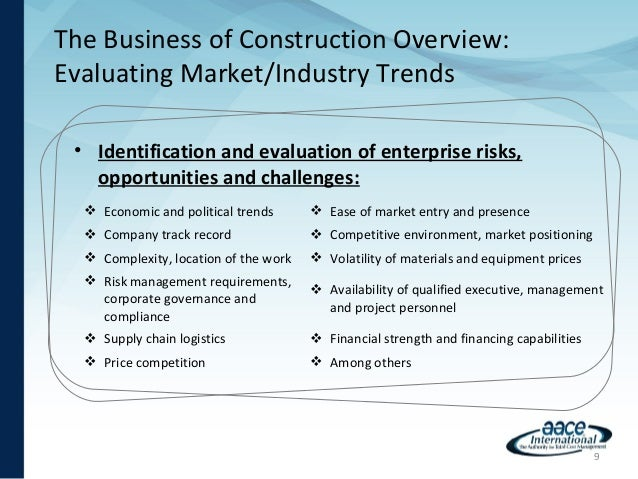 Presentation Tricia Atallah, Construction Companies v 0