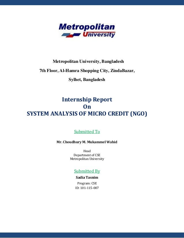 internship report on financial management system of ngo Internship report mba human resource management hrm (aiou)  internship report on the punjab provincial cooperative bank ltd  45 sheets showing the financial .
