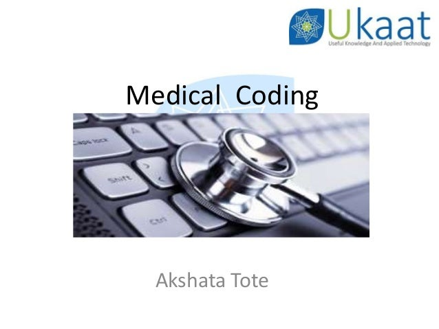 Ukaat powerpoint template medical coding 1 medical coding akshata tote toneelgroepblik Image collections