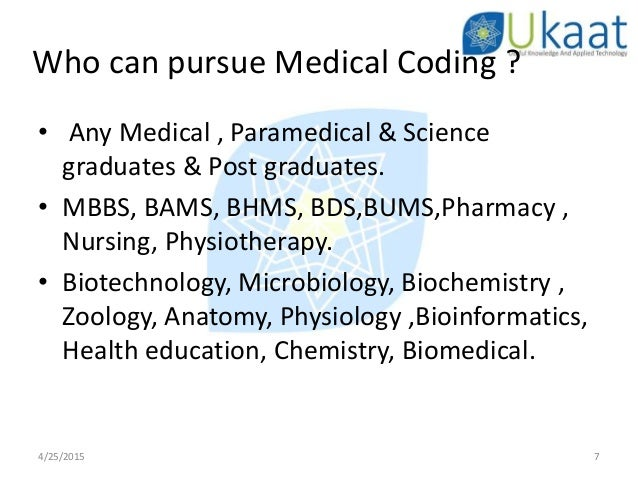 Ukaat powerpoint template medical coding 1 medical coding training 7 toneelgroepblik Gallery