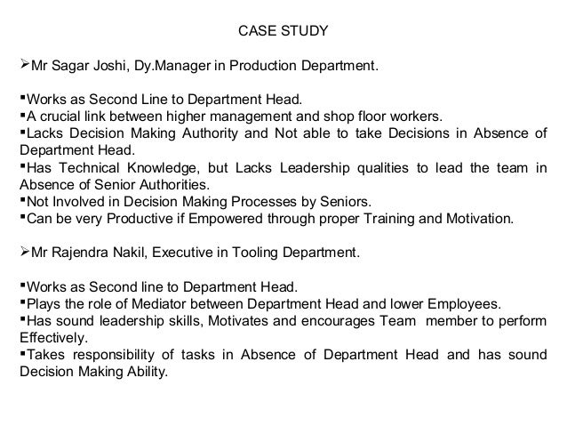 Middle Level Employee Empowerment PPT