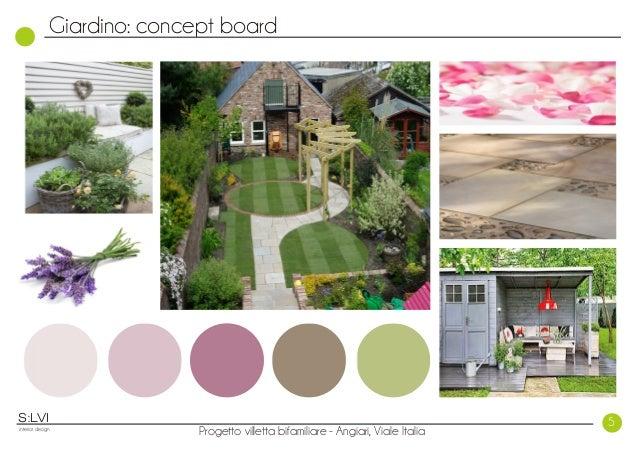 Trendy progetto villetta bifamiliare with progetti - Progetti giardino per villette ...
