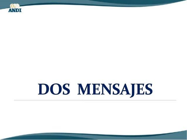 MANTENIENDO EL LIDERAZGO EN SOSTENIBILIDAD EN EL TRILEMA ENERGÉTICO DEL WEC  - ANDI - panel 2