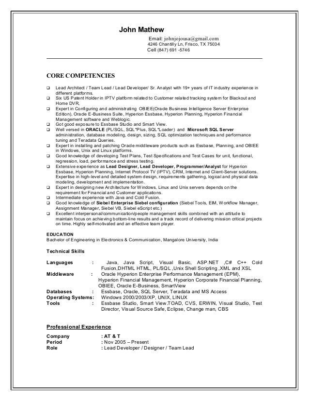 johnm resume