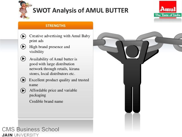 swot analysis of amul chocolate Amul - the taste of india history of amul amul (anand milk union limited) swot analysis strengths largest food brand in india high quality amul kool chocolate milk nutramul energy drink amul kool millk shaake kids women.
