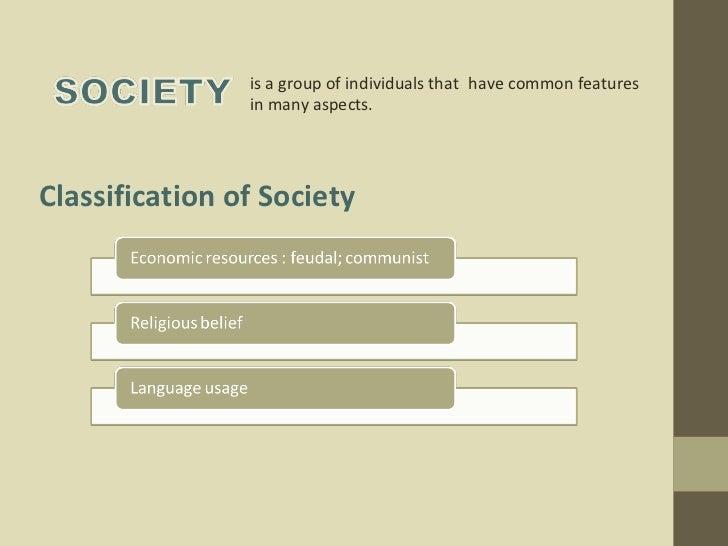Organization and Society