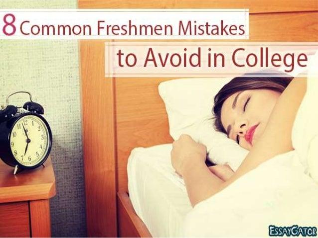 Custom college essay mistakes to avoid