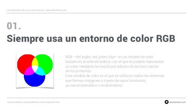 8 consejos de diseño grafico para social media Slide 3