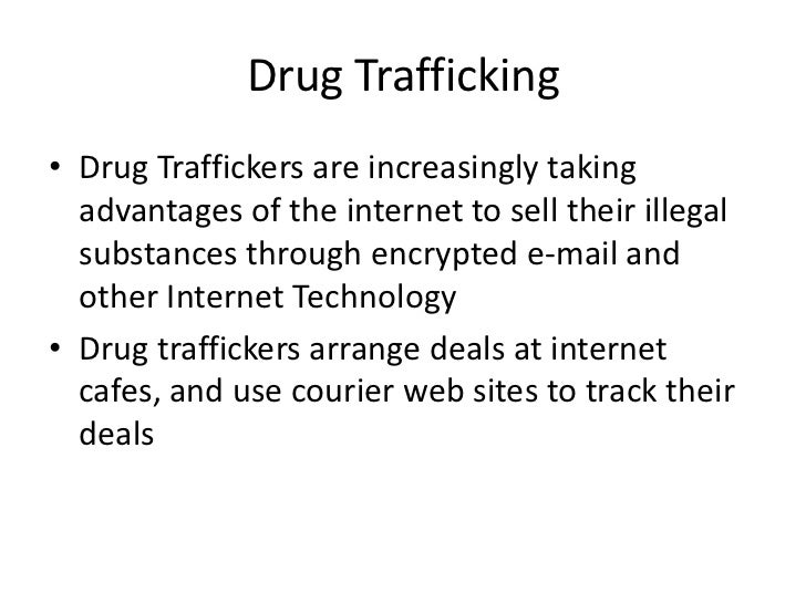 Illegal Drug Chat Rooms