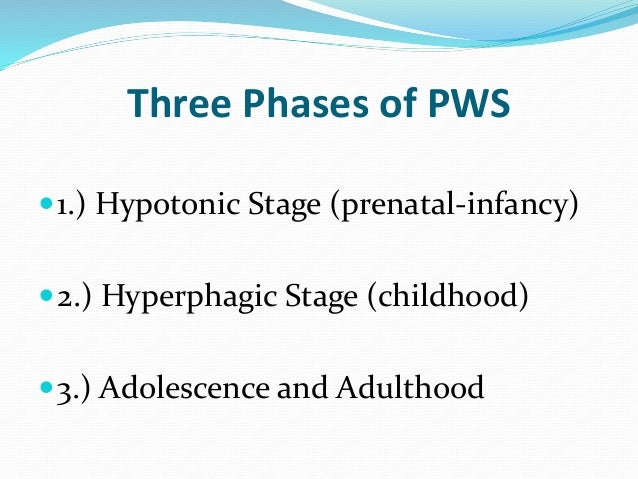 case study about pws Prader-willi syndrome (pws) is a genetic disorder characterised by excessive appetite and progressive obesity the causes of hyperphagia nine studies were included in the causes of hyperphagia and focused largely on the roles of secretory hormones, and reward-related areas of the brain nine studies were included.